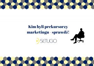 prekursorzy marketingu
