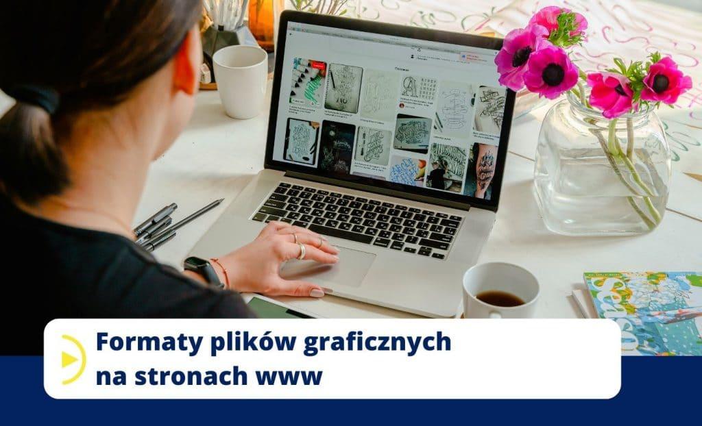 Formaty plików graficznych na stronach www